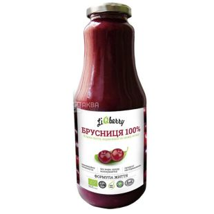 LiQberry, Брусничная паста, 1 л