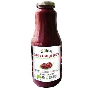 LiQberry, Lingonberry paste, 1 l