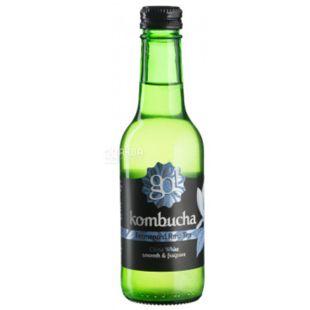 Go! Kombucha China White Tea, Non-alcoholic Tea Drink, 250 ml