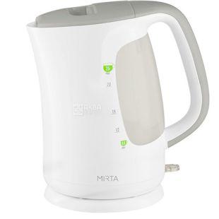 Mirta, KT-1025, Electric kettle, 20.7x18x25.3 cm