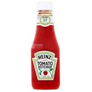 Heinz, Кетчуп томатный, 342 г