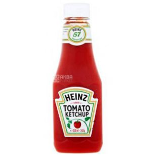 Heinz, Tomato Ketchup, 342 g
