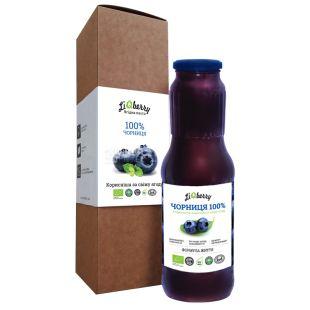 LiQberry, Черничная паста, 1 л