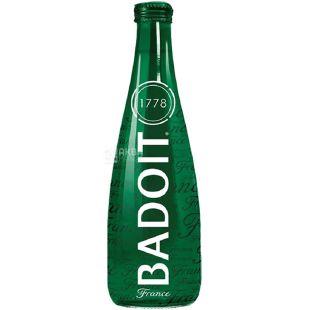 Badoit, 0,33 л, Бадуа, Вода минеральная газированная, стекло