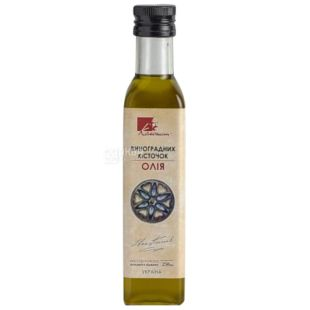 Cold pressed grape seed oil, 250 ml, TM Kolonist