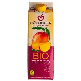 Hollinger, Bio Mango, Манго, 1 л, Холлингер, Нектар органический