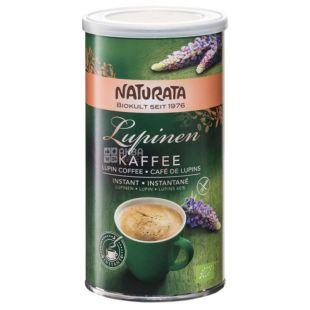Naturata, Lupinen Kaffee, 100 г, Натурата, кавозамінник, Люпин, органічний, тубус