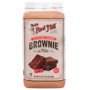 Bob's Red Mill, Gluten Free Bake Brownie Mix, 595 g