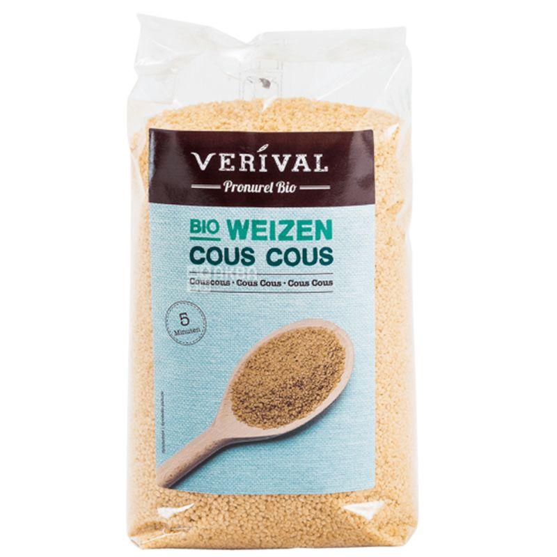 Verival, Bio Weizen Cous Cous, 500 г, Веривал, Кускус органический