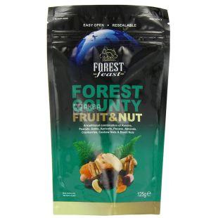 Forest Feast, Суміш фруктово-горіхова сушена, 125 г