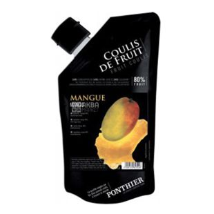 Ponthier, Mango Alfonso, Coolie-sauce, chilled, 250 g