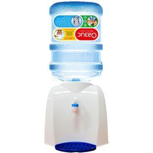 Plastic dispenser (dispenser) for water - model C