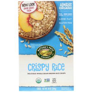 Nature's Path, Organic Rice, 283 g