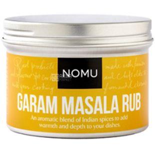 Nomu, Garam Masala, Spice Blend, 50 g
