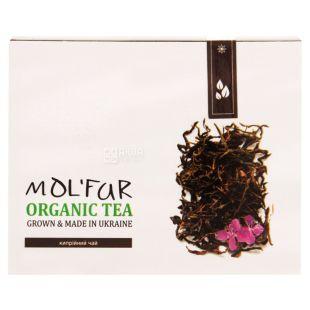 Mol'far, Чай черный кипрейный органический, 50 г