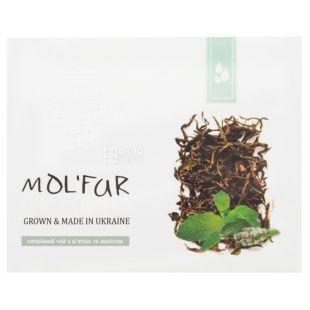 Mol'far, Кипрейный с мятой и мелиссой, 50 г, Чай Мольфар, органический