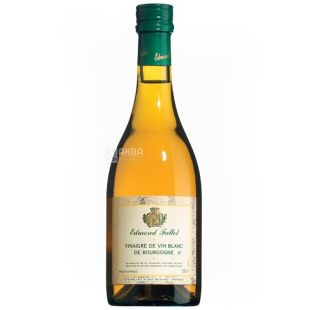 Edmond Fallot, Оцет винний з білого бургундського вина, 0,5 л