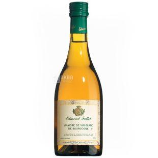Edmond Fallot, Уксус винный из белого бургундского вина, 0,5 л