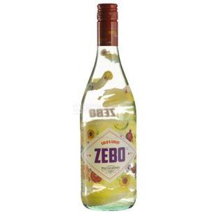 Pellegrino, Zebo Moscato, Вино Ігристе біле солодке, 0,75 л