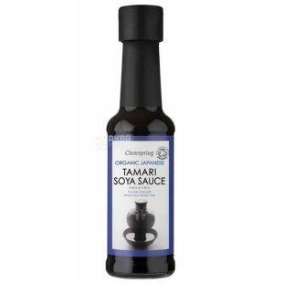 Clearspring, Соус соевый Тамари, двойная прочность, органический, 150 мл