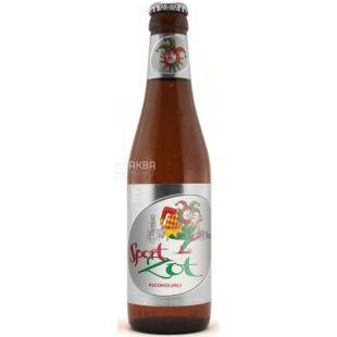 Sportzot, Безалкогольное пиво, 0,33 л