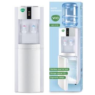 ViO Х172-FСC Кулер для води з компресорним охлажденням, підлоговий
