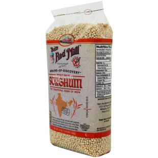 Bob's Red Mill, Sorghum,680 г, Бобс Ред Милл, Сорго, без глютена