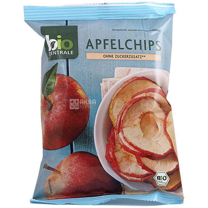 Bio Zentrale, Organic Apple Chips, 50 g