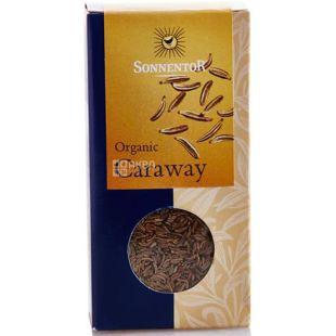Sonnentor, Whole Organic Cumin, 60 g