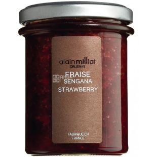 Alain Milliat, Strawberry Jam, 230 g