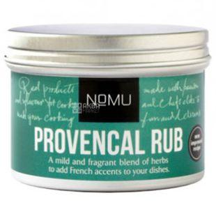 Nomu Provencal Rub, Суміш приправ і спецій Провансаль, 45 г