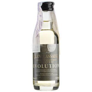 Glenglassaugh, Whiskey, Evolution, 0.05 liter