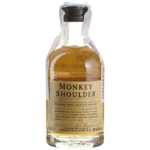 Monkey Shoulder, Виски, 0,05 л