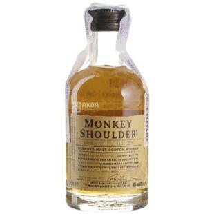 Monkey Shoulder, Виски, 0,05 л