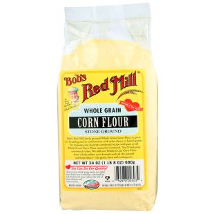 Bob's Red Mill, Corn Flour, 680 g