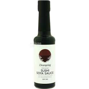 Clearspring, Organic Soy Sushi Sauce, 150 ml