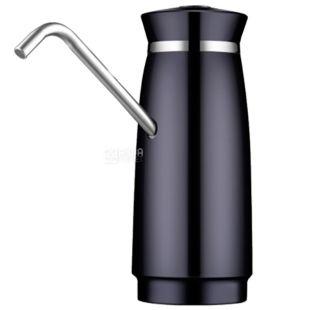 Помпа для воды электрическая, черная