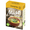 Clearspring, White Miso Soup with Seaweed Paste, 4x15 g