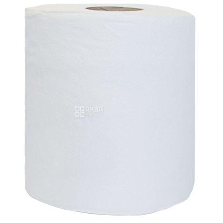 Bima, 100 м, Бумажные полотенца Бима, 2-х слойные, 500 отрывов
