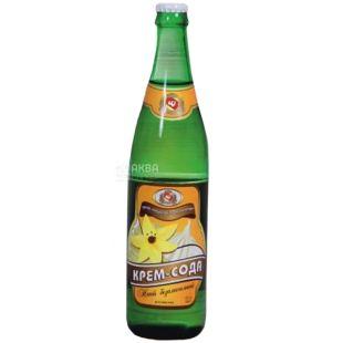 Cherkasy Lemonade, carbonated drink Cream-soda, 0.5 l