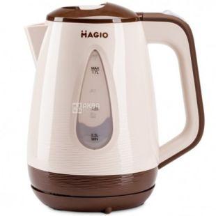 Magio MG-519, Электрочайник, 1,7 л, 15х23х21 см