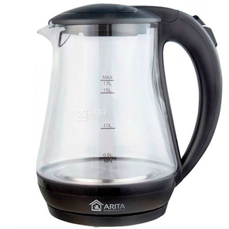Arita AKT-9201B, Электрочайник, 1,7 л, 23x21,4x16,5 см