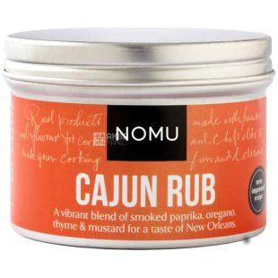 Nomu, Spice Blend, Cajun, 65 g
