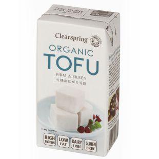 Clearspring, Organic Soybean Tofu, 300 g