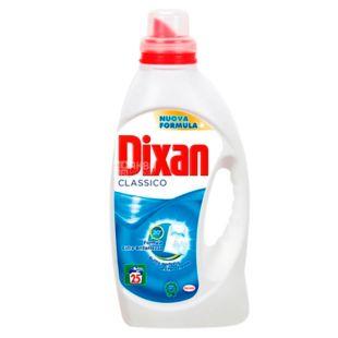 Dixan Classic, Гель для стирки, 1,35 л