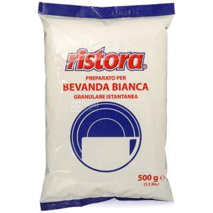 Ristora Bevanda Bianca, 500 г, Cливки Ристора Беванда Бианка, сухие, растворимые, в гранулах