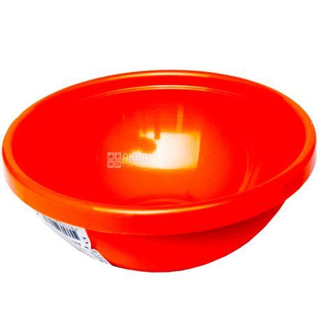 Hemoplast, Салатница пластиковая, Ассорти, 0,6 л