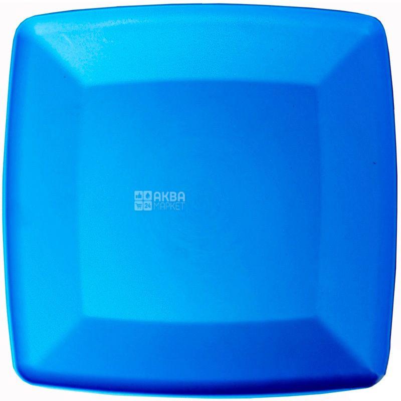 Hemoplast, Тарелка квадратная, 240 мм х 240 мм