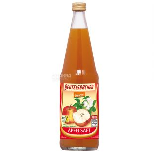 Beutelsbacher, Apple Juice, Organic, 0.7 L