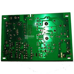 Control board for coolers with electronic type of cooling